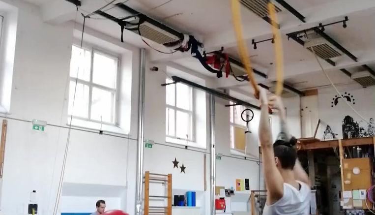 Trainingsvideo Aerial Hoop