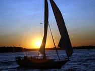 Jones Beach Sailboat
