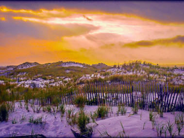 Jones Beach Sunset