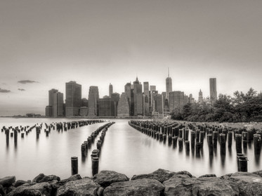 Brooklyn Pilings