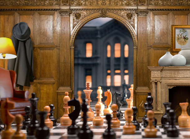 The Chess Room