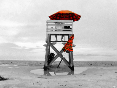 Summer's Gone-Life Guard's Last Stand