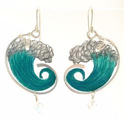 Ocean Mist: Sterling Silver