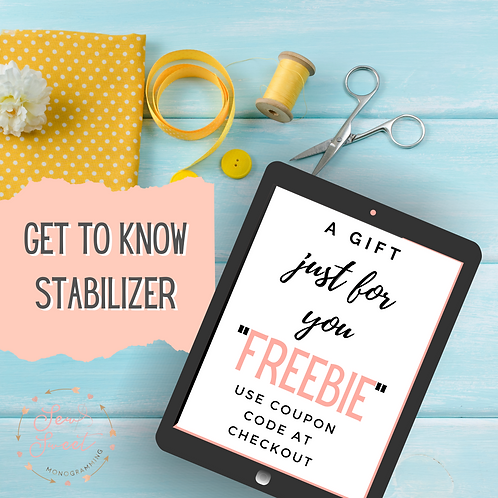 Get to Know Stabilizer