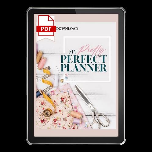 My Pretty Perfect Planner PDF Download