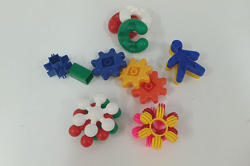Connection Construction Toys