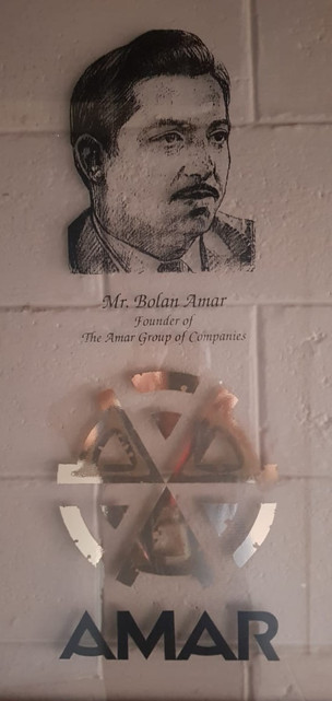 Bolan Amar - Founder of the Amar Group