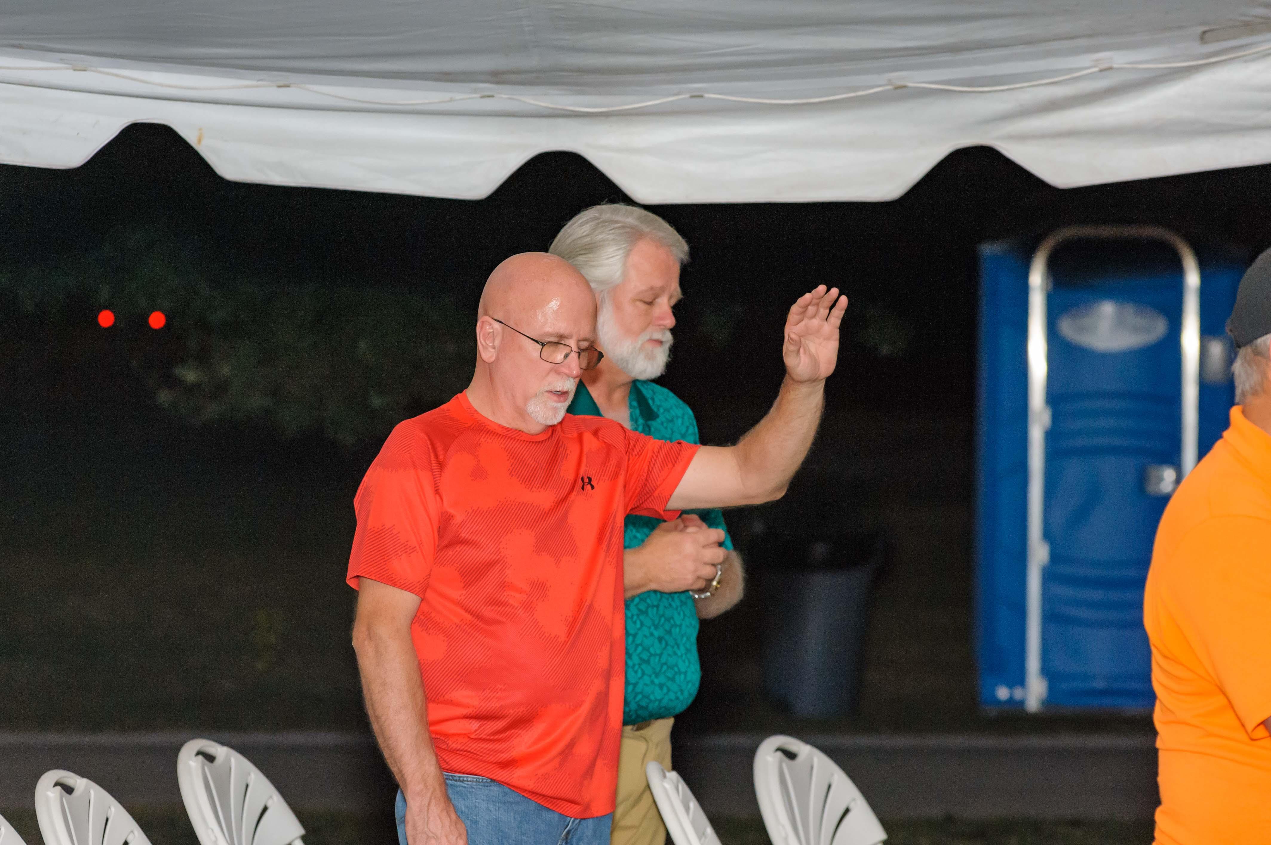 Du Quion tent revival 2019-0607