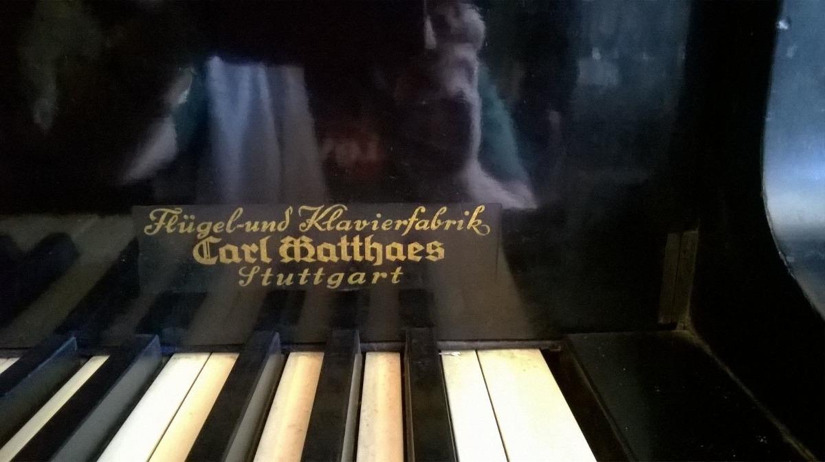 PIANO ALEMÃO BLUTHNER 1929. R$25.000