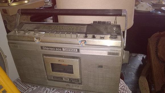Radio Toca fitas STEREO 808