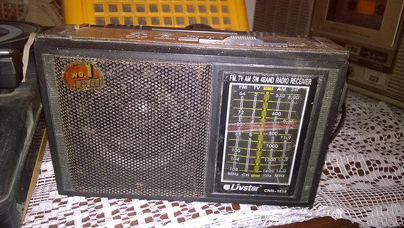 Pequeno rádio Livstar