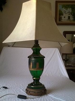 Luminária do antigo Hotel Glória