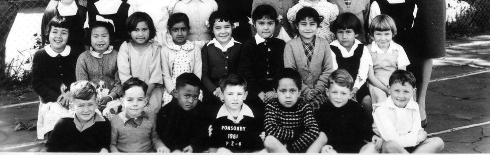 Curran ponsonby school 1961