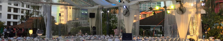 Wedding @ Hillton Rooftop