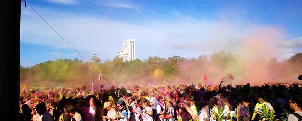 Colour Rush 2017