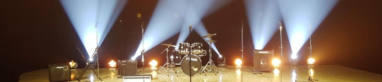 Music Video Set