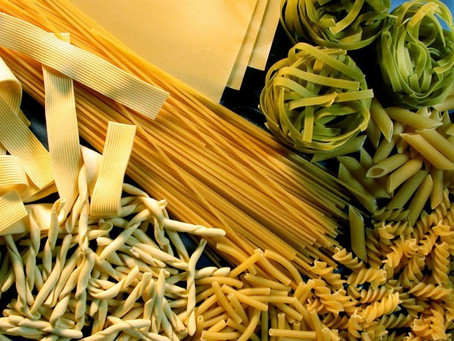 Five surprising pasta facts in honor of Italy 's favorite food