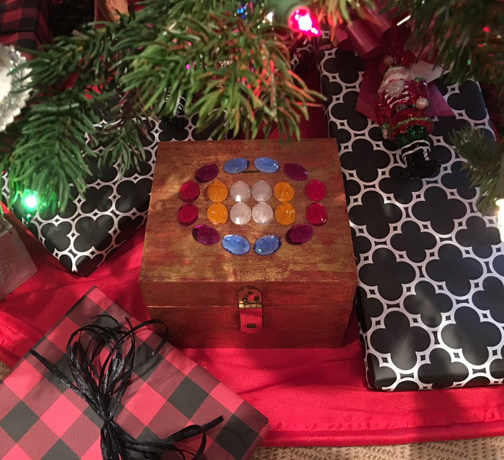 The Meaning of Christmas Box
