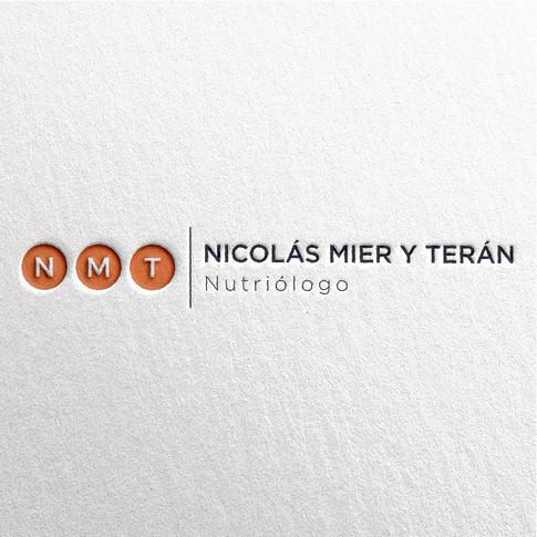 NICOLÁS MIER  Y TERÁN