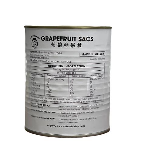 Grapefruit Can 850g