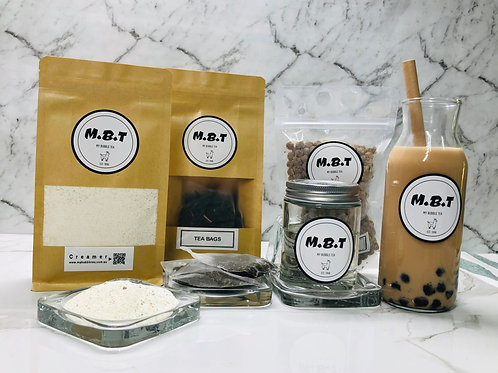 Milk Tea 10 Pack
