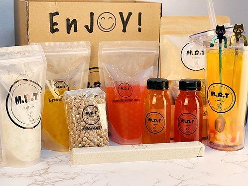 MBT Fruit Tea Lover Combo - 20 Packs