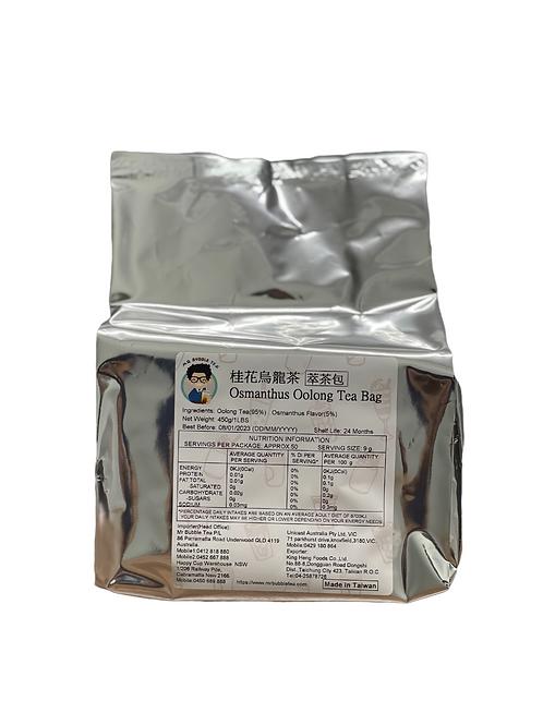 Osmanthus Oolong Tea Bag (9g*50pcs)