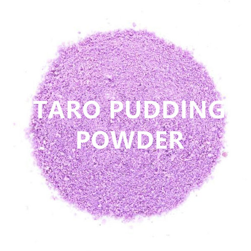 Taro Pudding Powder