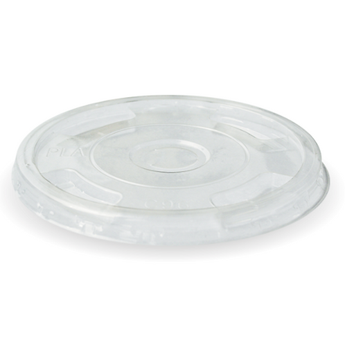 Biodegradable Flat Lid (1000PCS)