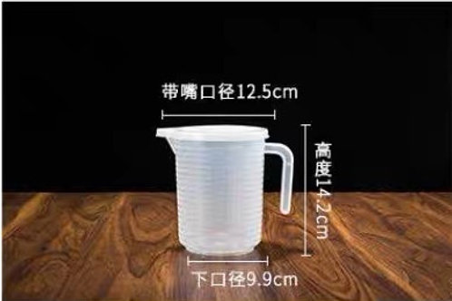 1000ml measuring jug with lid