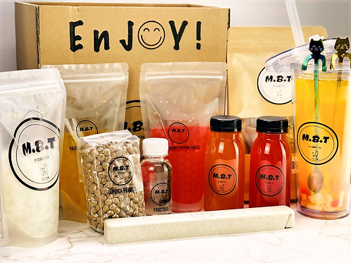 MBT Fruit Tea Lover Combo - 40 Packs