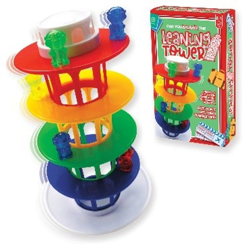 Leaning Tower Game