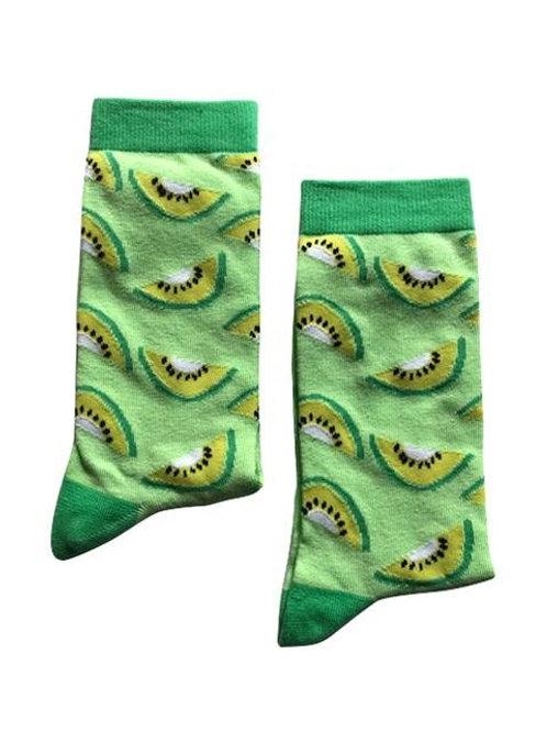 Socks - Kiwi [Size: XS]