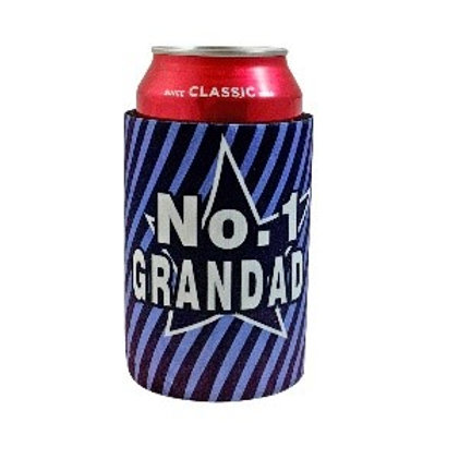 Stubby Holder - No.1 Grandad