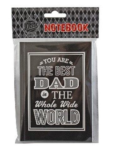 Best Dad in the World Notebook