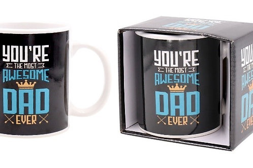 Mug - You're the Most Awesome Dad Ever