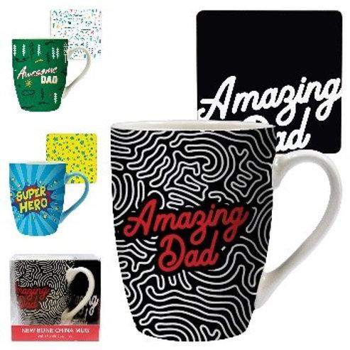 Mug & Coaster Set - 1