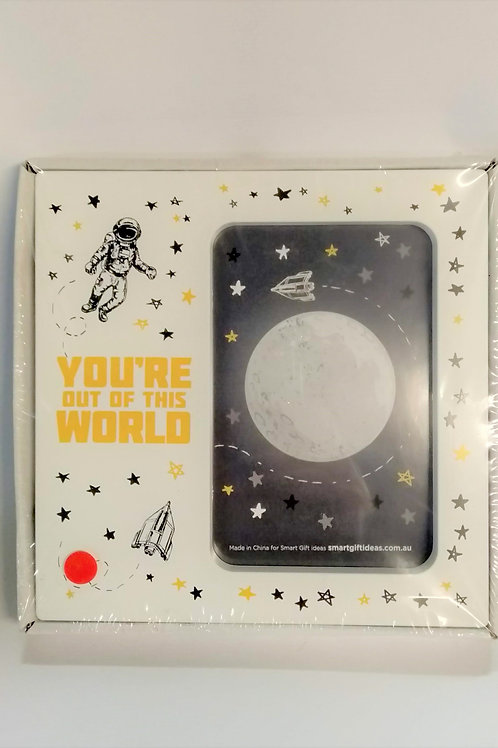 Photo Frame - You're out of this world