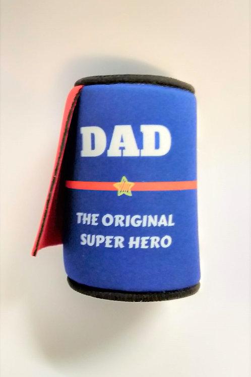 Stubby Holder - Superhero Dad