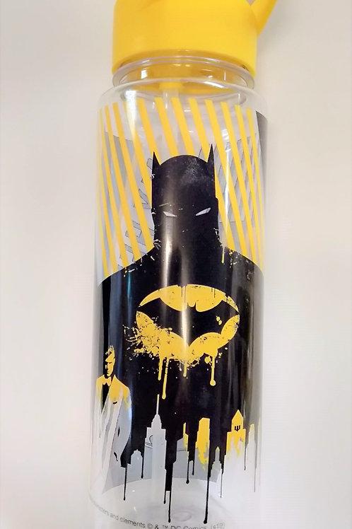 Plastic Water Bottle - Batman