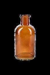 Amber Bud Vase (Set of 3)