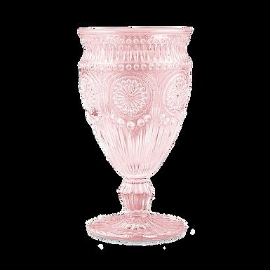 Blush Vintage Goblet