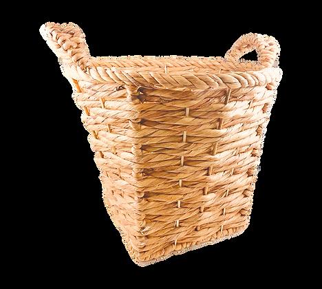 "Rattan Basket - 16"""