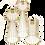 Thumbnail: Geometric Candlesticks (Set of 3)