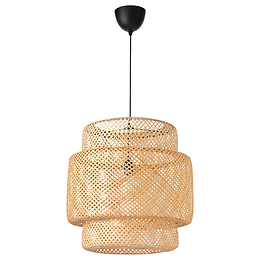 Bamboo Pendant Lampshade