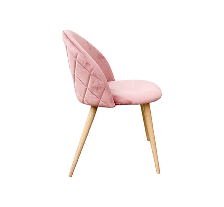 Sophia Rose Velvet Chair