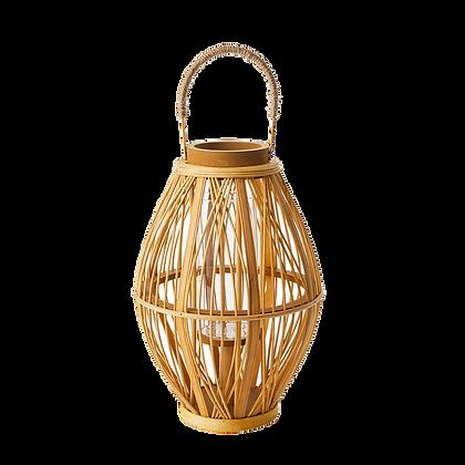 Rattan Lantern - Large