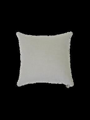 Light Grey Woven Pillow