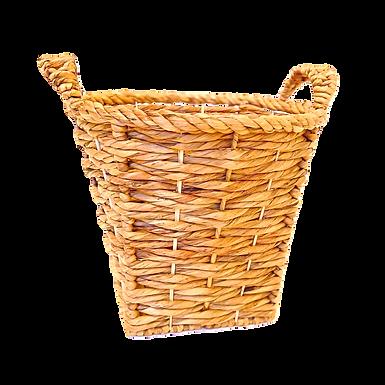 "Rattan Basket - 13"""