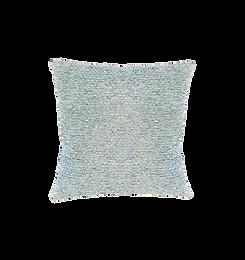 Aqua Waffle Pillow